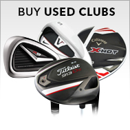 Used Clubs