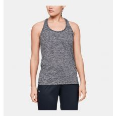Under Armour Ladies Tech Tank Twist - Black