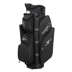Eagles & Birdies Heritage Cart Bag - Blk