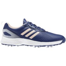 Adidas Womens Response Bounce Shoes - Indigo/Orange/White