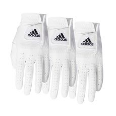 Adidas Tour Leather Glove - 3 Pack