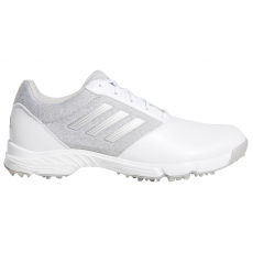 Adidas Womens Tech Response Shoes - White/Silver/Grey
