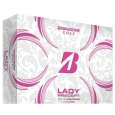 Bridgestone 2021 Lady Precept Golf Ball - Pink