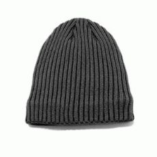 38 Deg South Cable Beanie - Charcoal