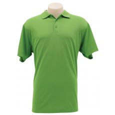 38 Deg South Cooldry Light Solid Polo - Green