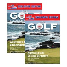 Golf Course Guide 2021 - 2 Copies
