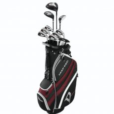 Wilson Deep Red 19 Tour Package Set