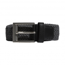 Adidas Braided Stretch Belt - Black