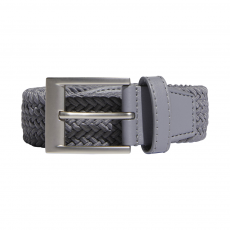 Adidas Braided Stretch Belt - Grey