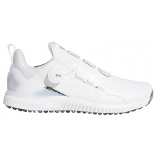 Adidas Bounce BOA Shoe - White/Black/White