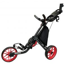 Incontro EZV8 with Rear Carry Bag with Cooler - Red Wheels