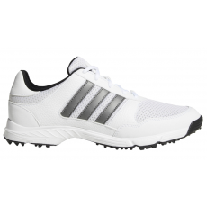 Adidas Tech Response Shoe - White/Silver/Black