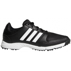 Adidas Tech Response Shoe - Black/White/Black