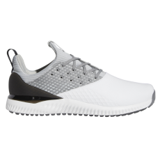 Adidas Adicross Bounce 2.0 Shoe - White/Silver/Grey