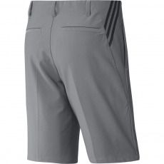Adidas Ultimate365 3-Stripe Competition Shorts - Grey
