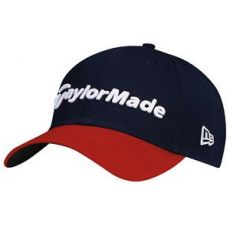 TaylorMade 17 LS New Era 39Thirty Cap - Navy/Red/White
