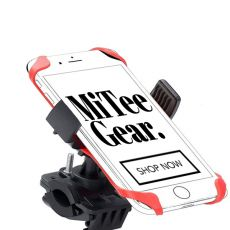 MiTee Gear. Universal Golf Buggy Phone Holder