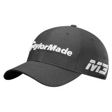 TaylorMade TM18 New Era Tour 39Thirty Cap - Graphite
