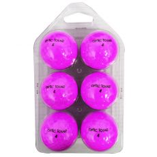 6 Pack New Optic Tour Pink