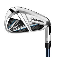 TaylorMade SIM Max Wedge - Graphite Shaft