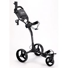 Smoothy Swivel Golf Buggy - Blk/Blk