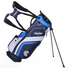 Cleveland 19 Lite Stand Bag - Nvy/Ryl/Wht