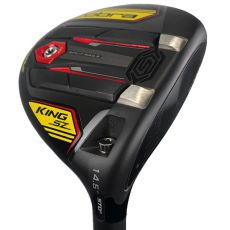 Cobra King Speedzone Fairway Wood - Black/Yellow