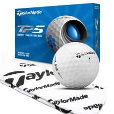 .TaylorMade Golf Gift Pack