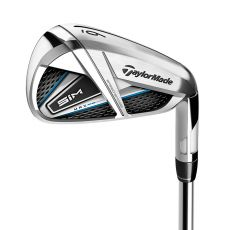 TaylorMade SIM Max Irons 4-PW - Graphite Shaft
