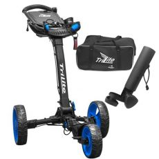 Tri Lite Deluxe Buggy Black/Blue - Combo