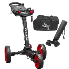 Tri Lite Deluxe Buggy Black/Red - Combo