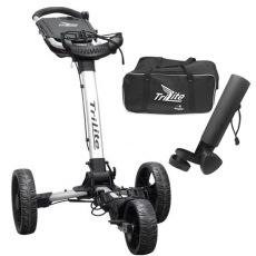 Tri Lite Deluxe Buggy Silver - Combo