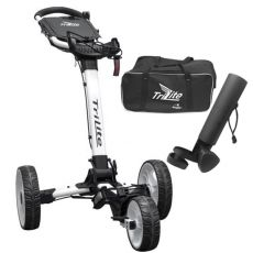 Tri Lite Deluxe Buggy White - Combo