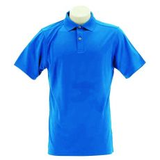 38 Deg South Super Cooldry Twin Needle Polo - Imperial Blue